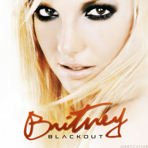 Britney Spears - Blackout [DEMO CD]