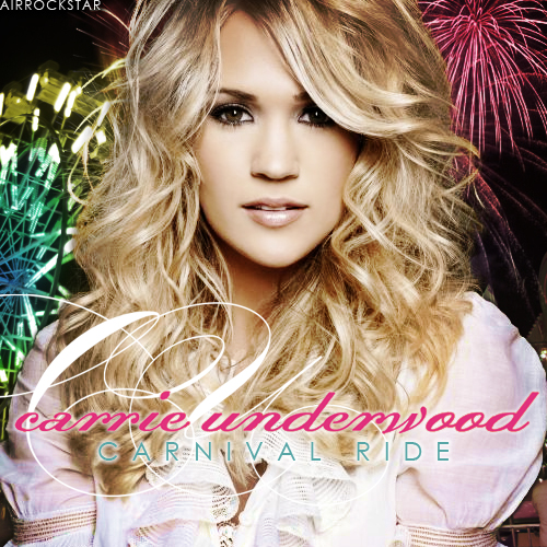 "Discussion of post ""Carrie Underwood's New Album Cover"""